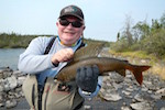 Arctic Grayling Angler HD