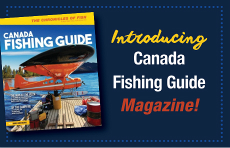 Canada Fishing Magazine