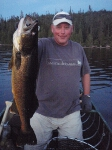 Trophy Walleye of the Chapleau Game Preserve